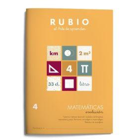 RUBIO - MATEMATICAS EVOLUCION 4