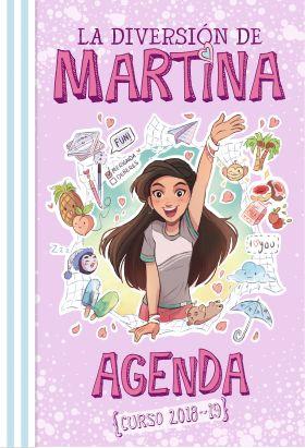 AGENDA DE LA DIVERSION DE MARTINA