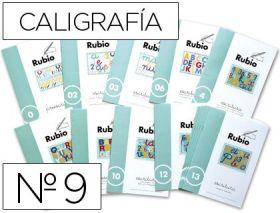 RUBIO - CUADERNO ESCRITURA  9