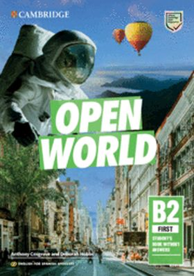 OPEN WORLD FIRST STUDENT''S BOOK WITHOUT ANSWERS ENGLISH FOR SPANISH SPEAKERS