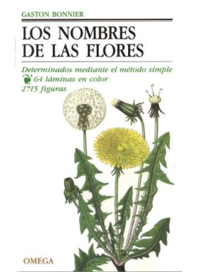 NOMBRES DE LAS FLORES