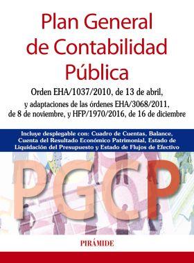 PLAN GENERAL DE CONTABILIDAD PUBLICA