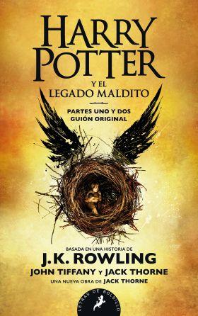 HP Y EL LEGADO MALDITO (S) (LB)