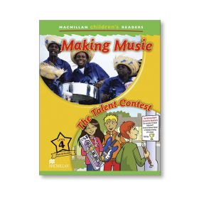 MCHR 4 MAKING MUSIC/TALENT CONTES NEW ED