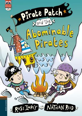 PIRATE PATCH AND THE ABOMINABLE PIRATES CD
