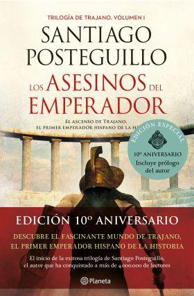 ASESINOS DEL EMPERADOR, LOS  (ED. 10º ANIVERSARIO)