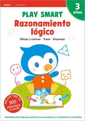 PLAY SMART : RAZONAMIENTO LOGICO. 3 AÑOS