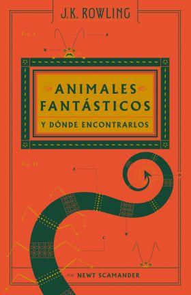 ANIMALES FANTASTICOS Y DONDE ENCONTRALOS (BIBLIOTE