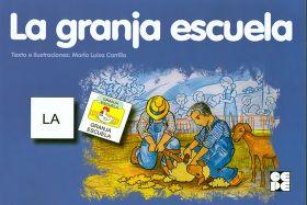 LA GRANJA ESCUELA (PICTOGRAMAS)