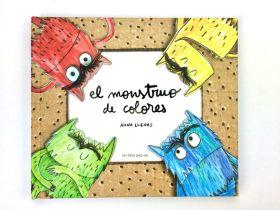 EL MONSTRUO DE COLORES POP-UP