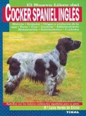COCKER SPANIEL INGLES, T0558