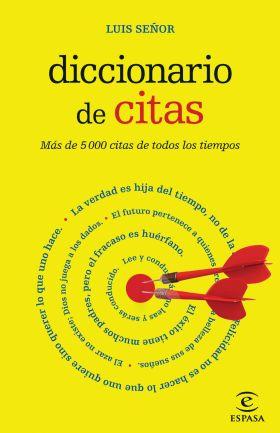 DICCIONARIO DE CITAS