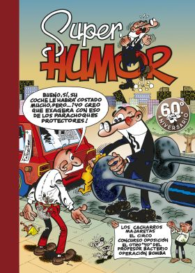 SUPER HUMOR MORTADELO 16