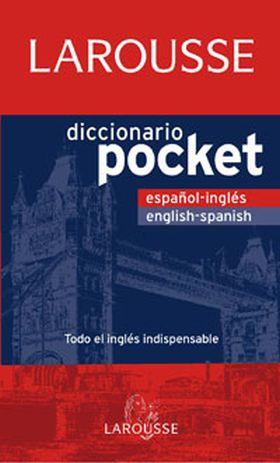 DICCIONARIO POCKET ESPAÑOL - INGLES
