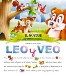 LEO Y VEO. EL BOSQUE