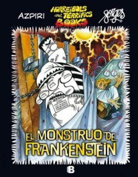 MONSTRUO DE FRANKENSTEIN, EL