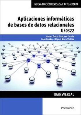 APLICACIONES INFORMATICAS DE BASES DE DATOS RELACI