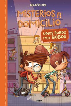 MISTERIOS A DOMICILIO 6
