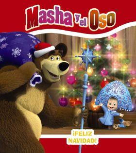 MASHA Y EL OSO-¡FELIZ NAVIDAD!