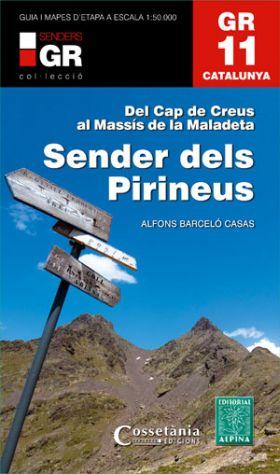 GR 11. CATALUNYA. SENDER DELS PIRINEUS