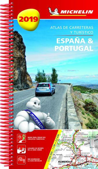 ATLAS ESPAÑA Y PORTUGAL 2019