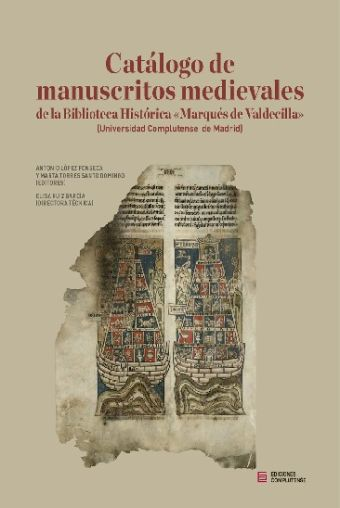 CATALOGO DE MANUSCRITOS MEDIEVALES
