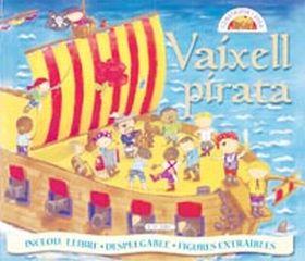 VAIXELL PIRATA (CONSTRUYE Y JUEGA)