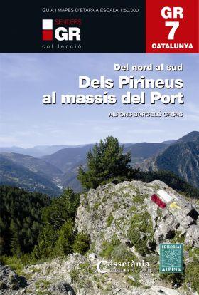 GR 7 CATALUNYA. DEL PIRINEU AL MASSIS DEL PORT