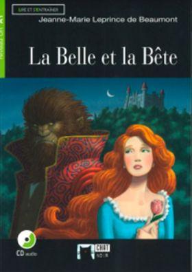 LA BELLE ET LA BÊTE. LIVRE + CD