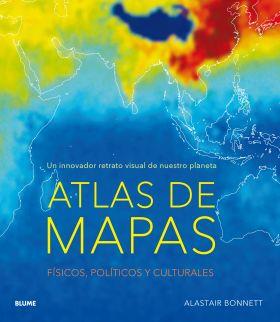 ATLAS DE MAPAS FISICOS, POLITICOS Y CULTURALES