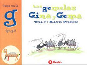 GEMELAS GINA Y GEMA, LAS (EL ZOO DE LAS LETRAS)