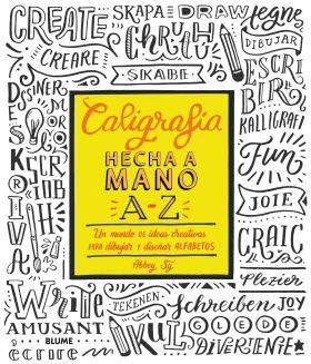 CALIGRAFIA HECHA A MANO A-Z