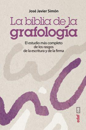 LA BIBLIA DE LA GRAFOLOGIA