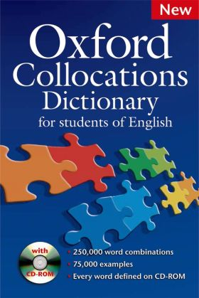 OXF COLLOC DIC FOR STUDENT OF ENG 2ED PK