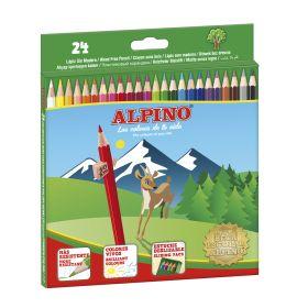 PINTURAS MADERA ALPINO 24 COLORES ALPINO - MASATS