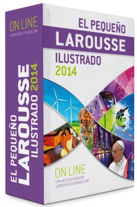EL PEQUEÑO LAROUSSE ILUSTRADO 2014