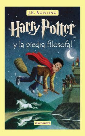 HARRY POTTER Y LA PIEDRA FILOSOFAL I