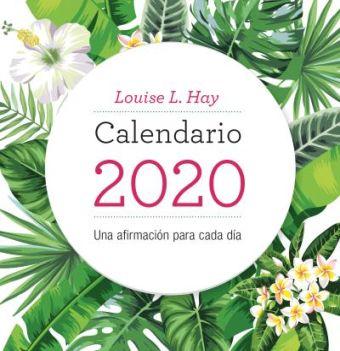 2020 CALENDARIO LOUISE HAY KEPLER