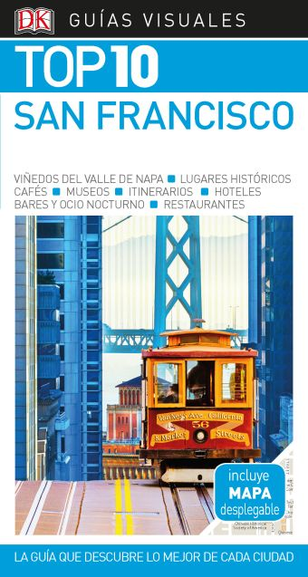 GUÍA VISUAL TOP 10 SAN FRANCISCO