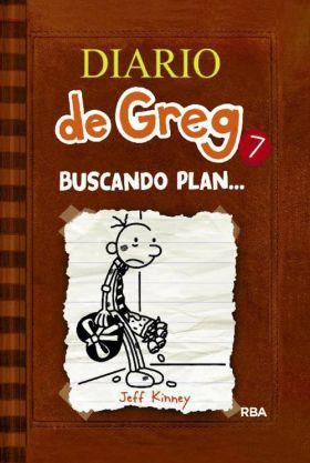 DIARIO DE GREG 7 BUSCANDO PLAN...