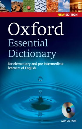 OXF ESSENTIAL DICTIONARY PB + CD ROM 2E