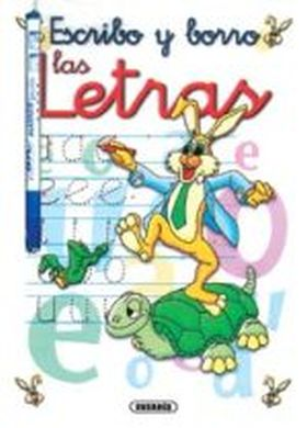 ESCRIBO Y BORRO REF. 524