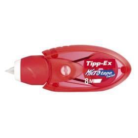 CORRECTOR MICRO TAPE TWIST TIPP-EX NARANJA TIPP-EX BIC