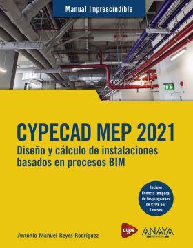 CYPECAD MEP 2021. DISEÑO Y CALCULO DE INSTALACIONE