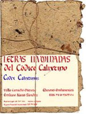 LETRAS ILUMINADAS DEL CODICE CALIXTINO