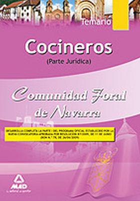 TEM JUR COCINEROS C.FORAL NAVARRA