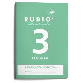 RUBIO - ESTIMULACION COGNITIVA LENGUAJE 3