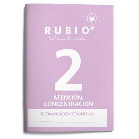 RUBIO - ESTIMULACION COGNITIVA ATENCION 2