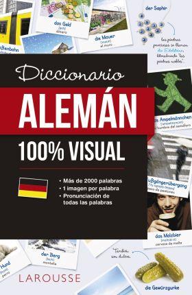 DICCIONARIO DE ALEMAN 100% VISUAL