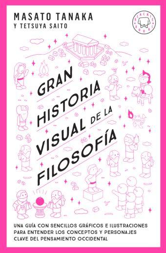 GRAN HISTORIA VISUAL DE LA FILOSOFÍA 978-84-17552-76-3